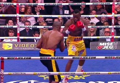 Stevenson Cloud Stevenson vs. Cloud  tavoris cloud adonis stevenson