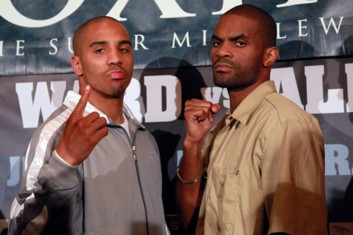 Ward Green Ward vs. Green  andre ward allan green