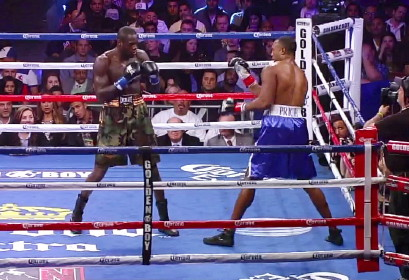 Wilder Greer Wilder vs. Greer  deontay wilder