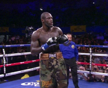 Wilder Firtha Wilder vs. Firtha Nicolai Firtha  deontay wilder