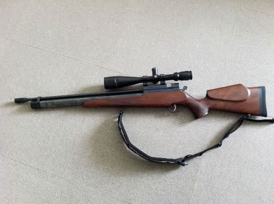 hunting master AR-6