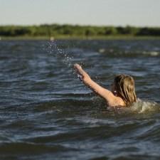 狩猟ヒヤリハット体験その3  猟師の川流れ