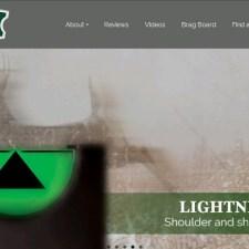 詳報に期待!新しいタイプの光学サイト「See All Open Sight 」