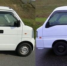 セミキャブ車vsフルキャブ車。狩猟車としてはどっちがおすすめ?