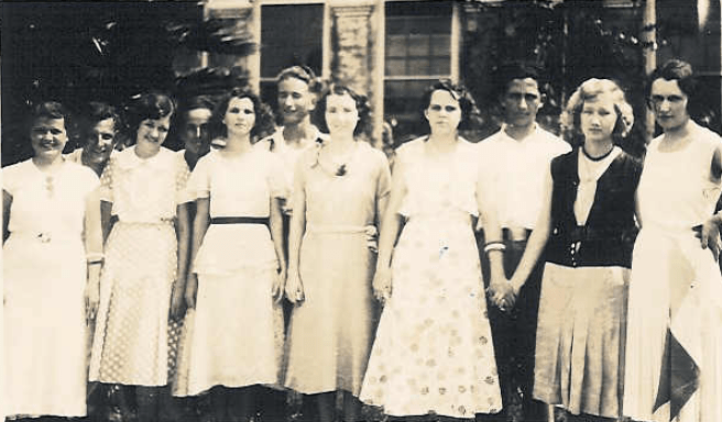 1934 Boynton Beach High Seniors