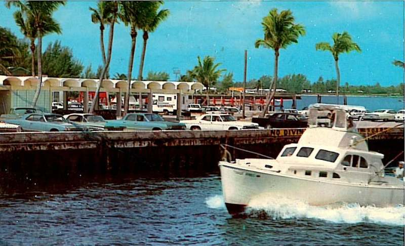 Throngs of anglers and fisherman gather at the inlet to relax, fish and watch the sport fishing, recreation, and drift fishing boats travel in and out of the inlet.