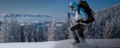 Snowshoeing, Montana, Montana, Real Estate, Bozeman