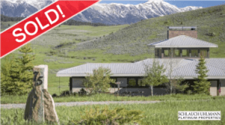 Sold Bozeman Real Estate 2