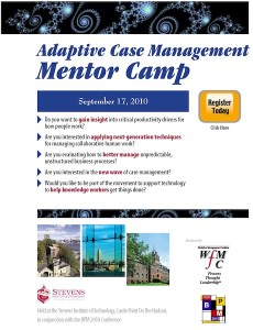 ACM Mentor Camp 2010