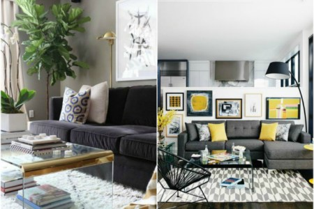 living room inspiration how to style a sofa 1