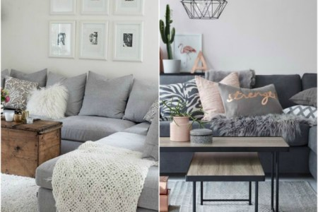 living room inspiration how to style a sofa 2