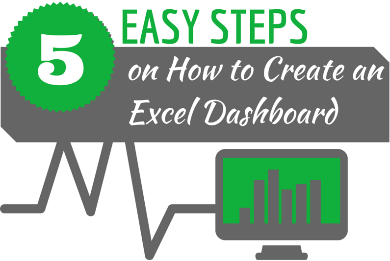 how to make dashboard in excel 2007
