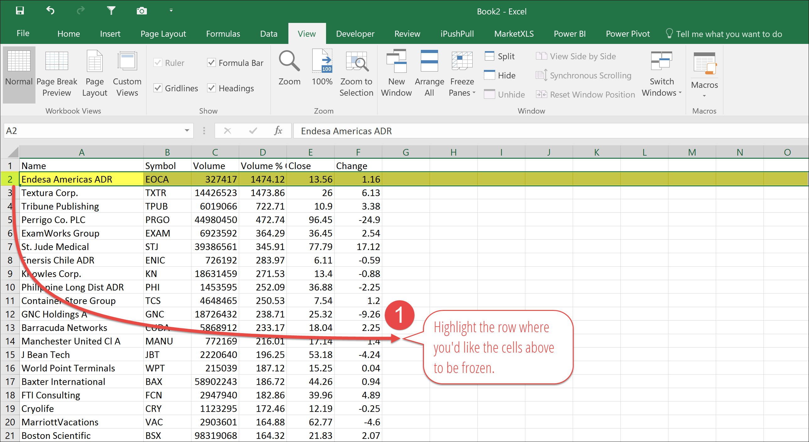 how to delete rows in excel 2010
