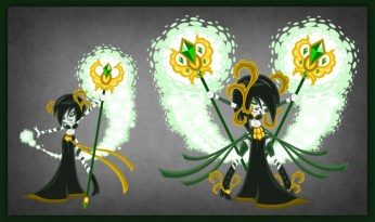 Crystal-Casters-Gacha-Green-Goth-Enchantress