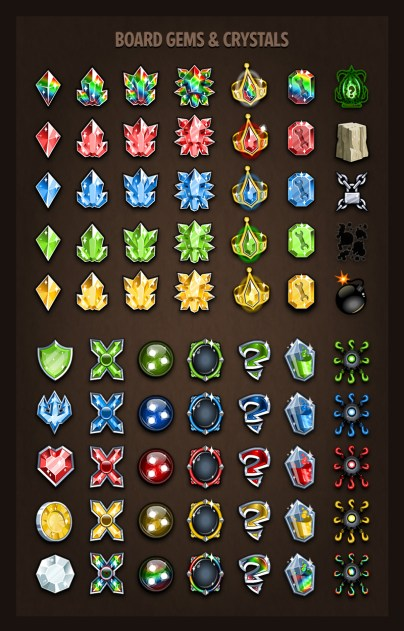 Crystal-Casters-Mobile-Game-GUI-Board-Gems-01