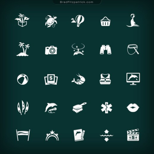 Dolphin-Paradise-Game-Icon-Design-02