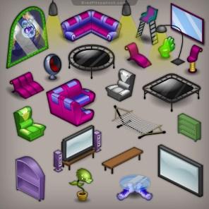 Planet-Cazmo-Virtual-World-Game-House-Asset-Icon-Design_01