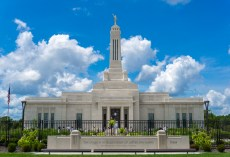 July 28th: Mormon Temple