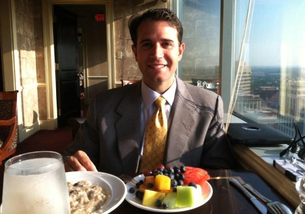 File photo of Cameron Runyan in 2011.