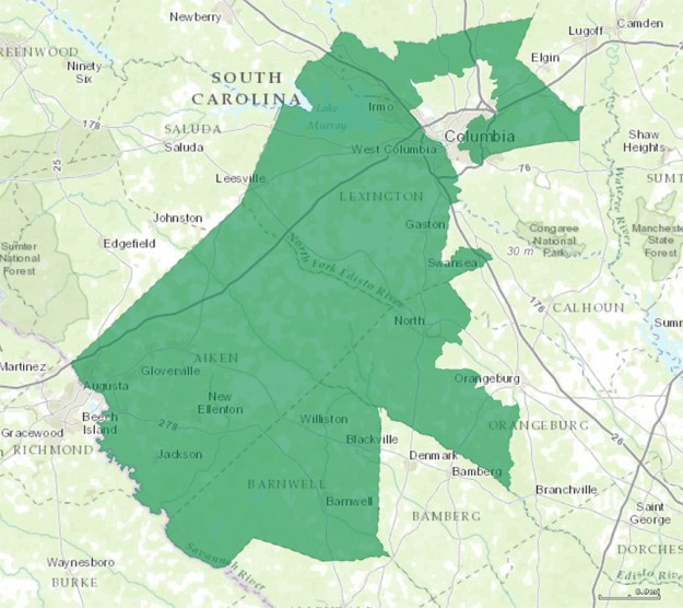 SC 2nd Congressional District