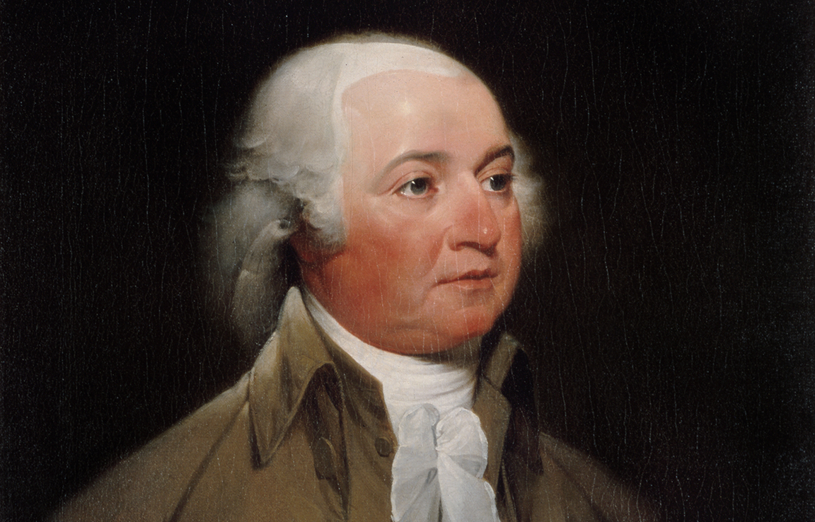 2008 01 31 the libertarian party s response to the state of the union address feed - John Adams Was A Conservative Liberal He Was A Revolutionary But A Conservative One