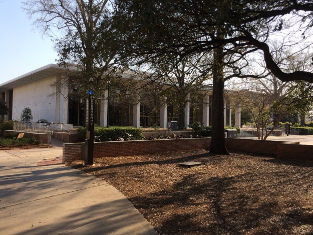 Thomas Cooper Library.