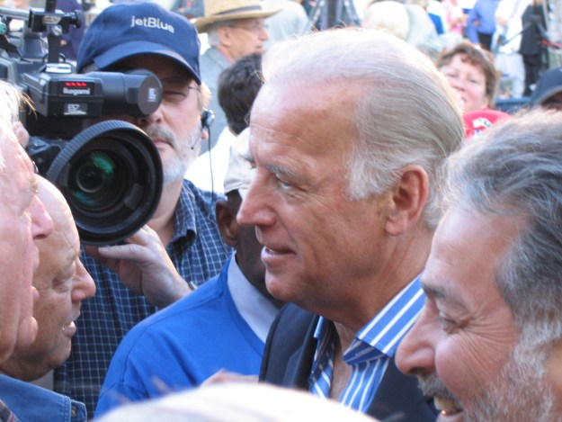 Biden stump 2