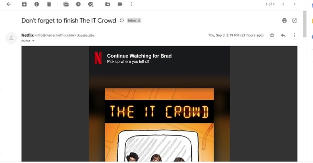 Netflix IT