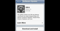 iOS6-update