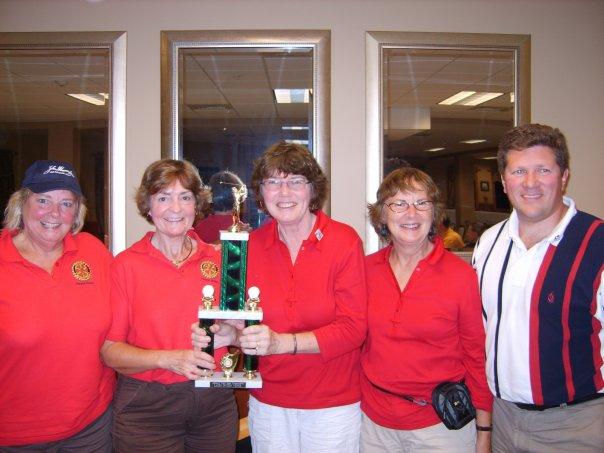 !Golf victory rocks