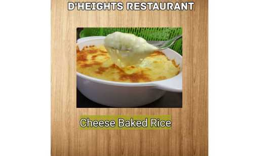 cheese baked