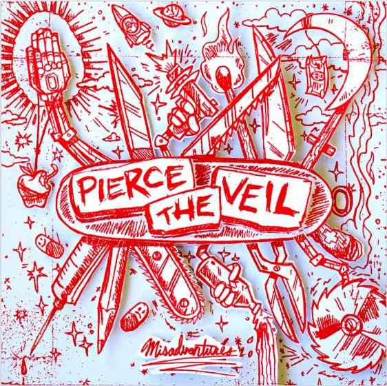 Pierce The Veil Misadventures