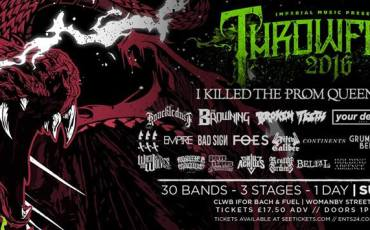 Throwfest 2016