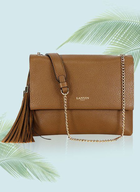 Invite your Friends to BrandAlley to WIN some Arm Candy - Lanvin Bag
