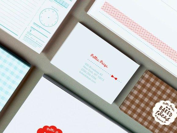 Baked Ideas brand identity 06