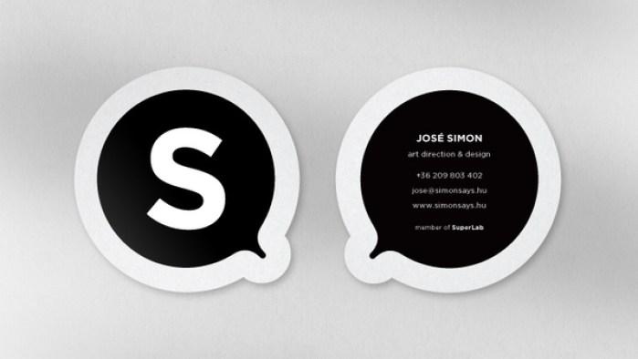 Simon Says business card deign 10