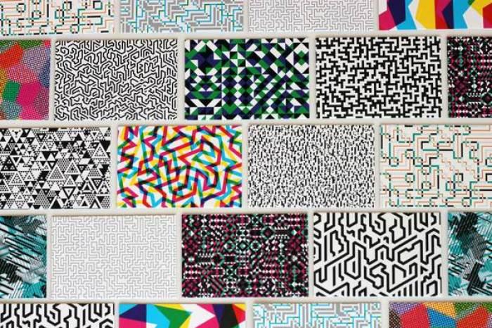 William Branton business card design 24