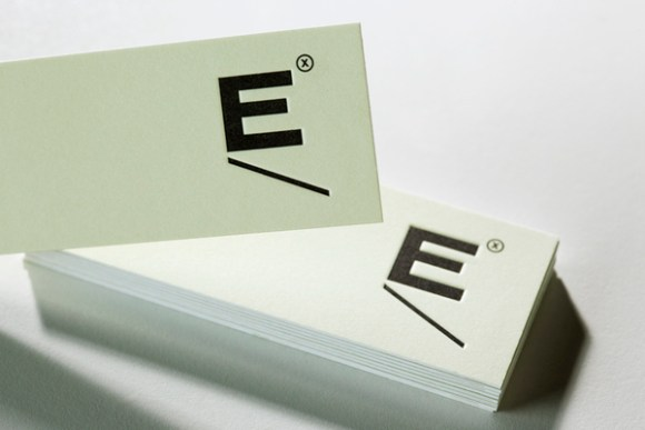 letterpress  Business card design 06