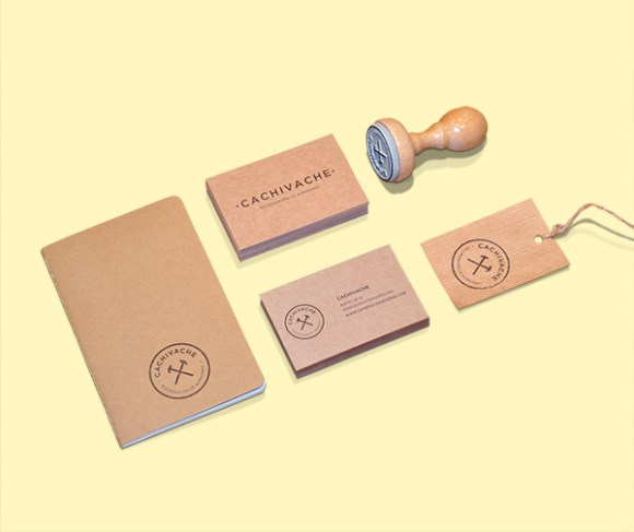 Cachivache corporate identity design 02