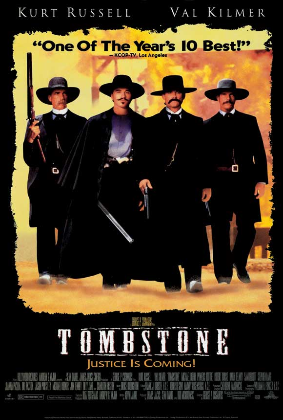 Best Quotes From Tombstone Movie Quotesgram