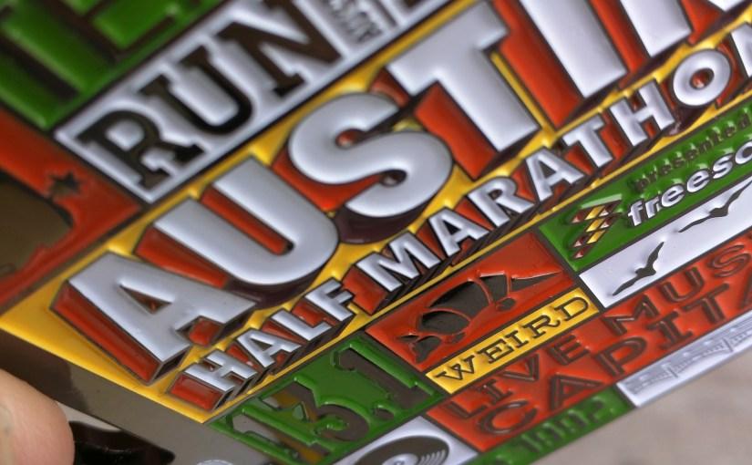 2015 Austin Half-Marathon