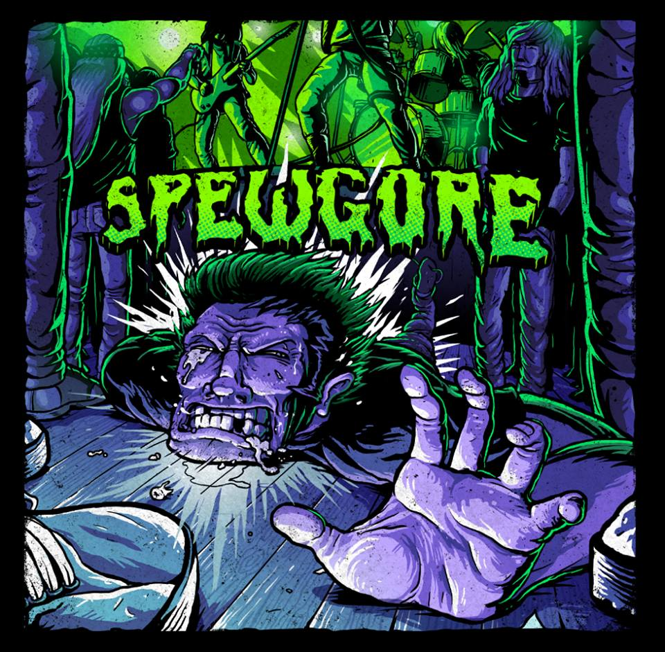 Spewgore, Brandon Pitts
