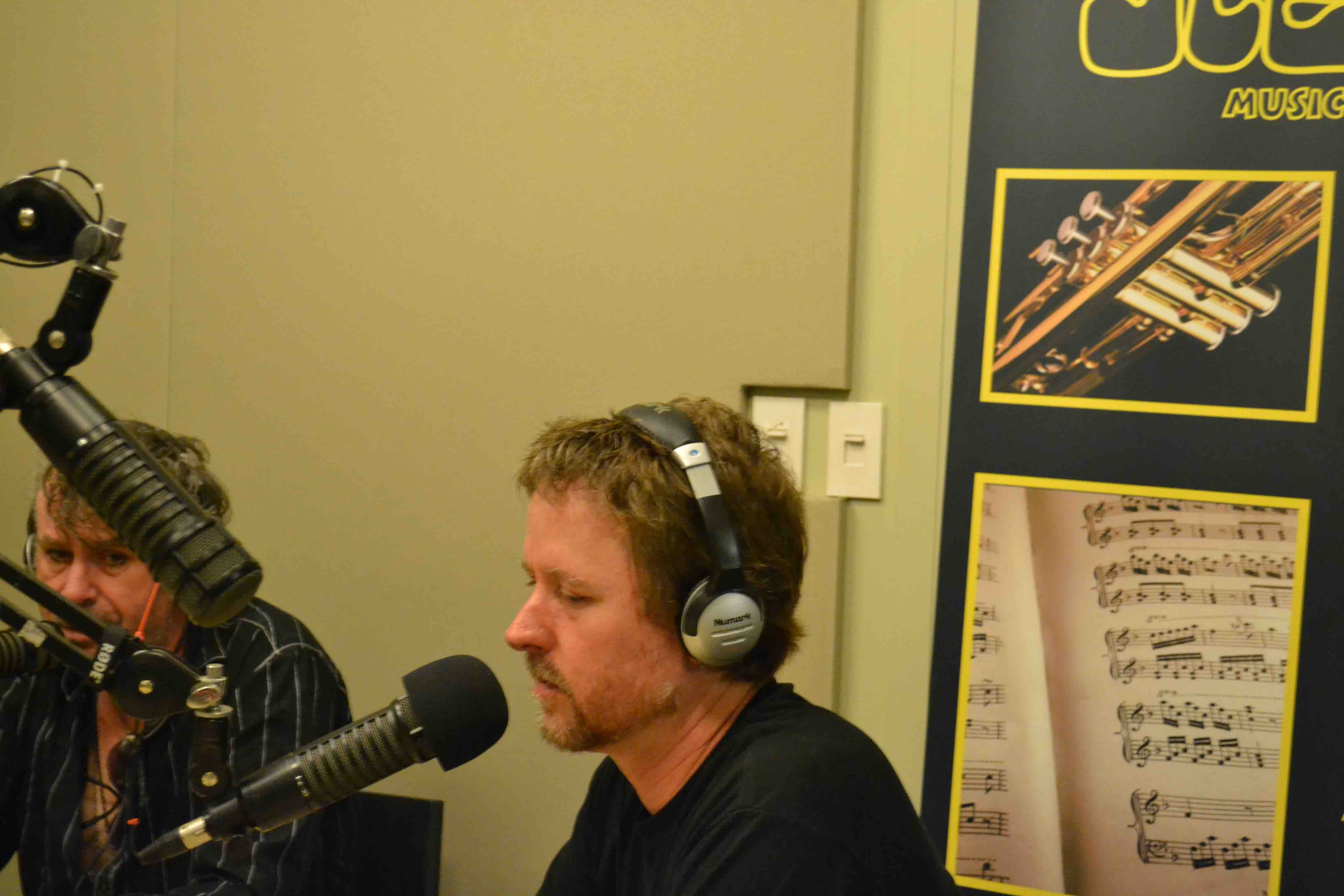 CIUT, 89.5 FM, HOWL, Brandon Pitts
