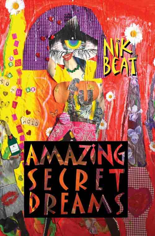 Nik Beat, Piquant Press, Amazing Secret Dreams, Brandon Pitts