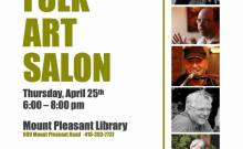 Brandon Pitts, Brandon Pitts poet, John B Lee, David Clink, Urban Folk Art Salon, Mount Pleasant Library, Toronto Poetry, Glenn Hornblast, Rosemary Clews, Steve Ralken