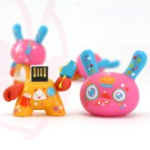 kid-robot custom shape usb