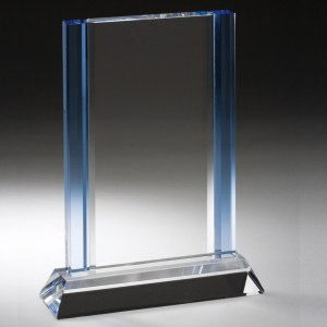 CRYSTAL AWARD blue 02