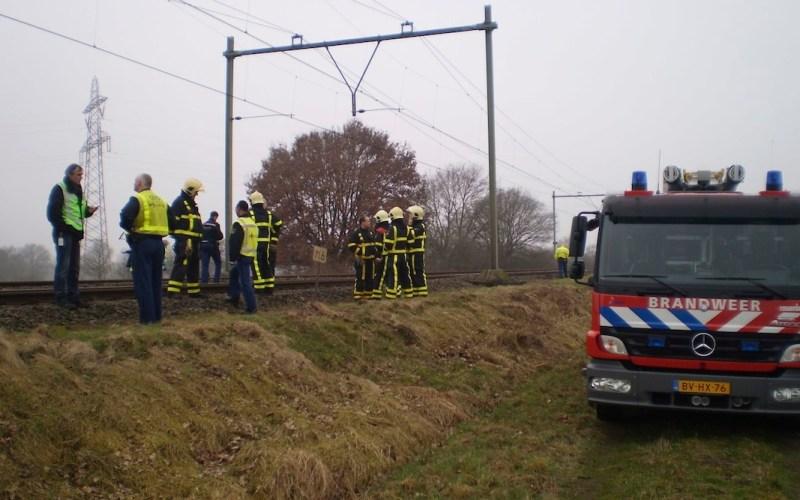 Dodelijk Ongeval Spoorvervoer bij Nederweert
