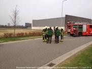 Gaslek Nederweert Brandweer 094