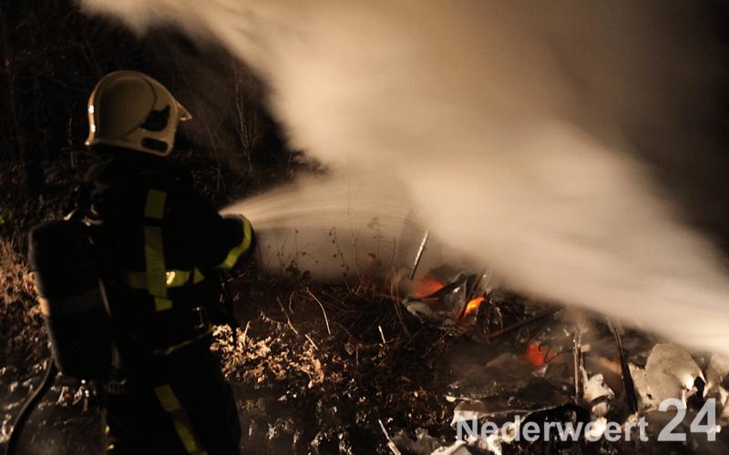 Caravanbrand Van Den Broekweg Leveroy